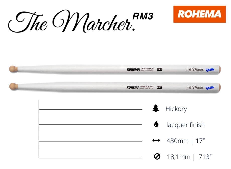 Rohema The Marcher RM3 by Team Ehrhardt